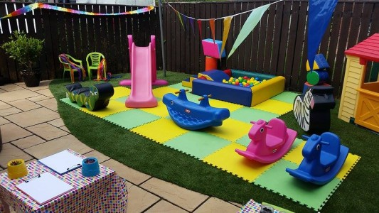 Mobile soft play North East