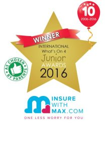 winner junior awards